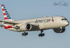 American Airlines Boeing 787-8 (N805AN)