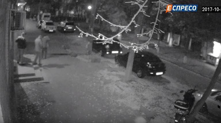 Мосийчук не солгал по поводу охранника (видео) 456456654645456456