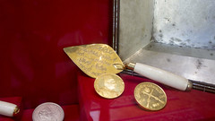 A Golden Trowel at Egypt's Royal Jewelry Museum