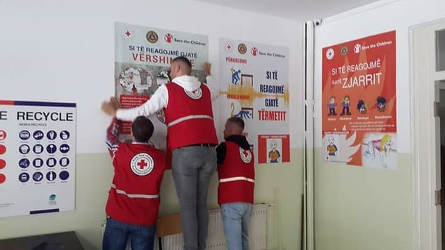 The International Day for Disaster Reduction