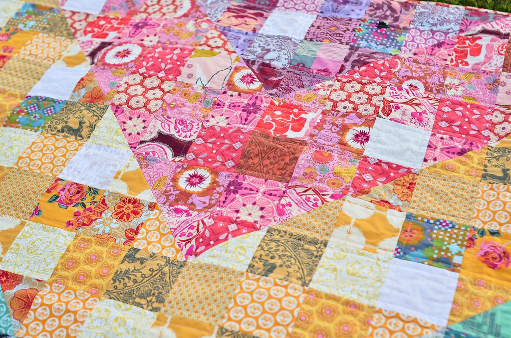 AMH Color Dive Quilt