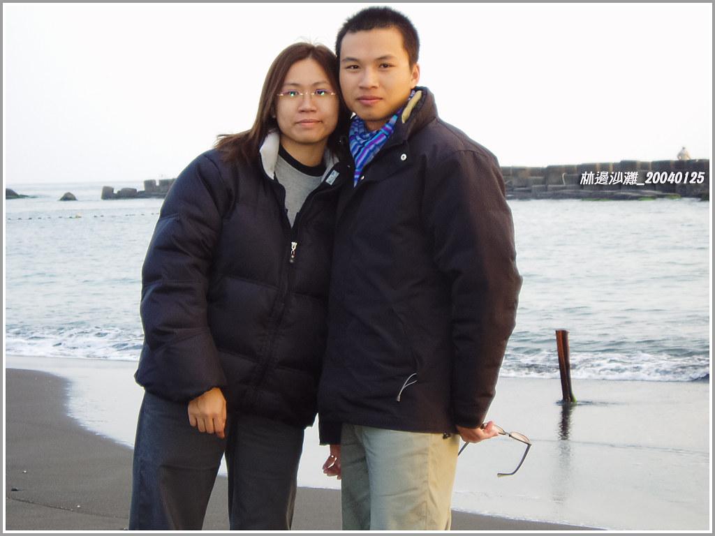 2004-01-25-林邊沙灘2