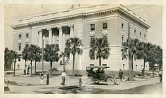 Federal Building, Tampa, c. 1910