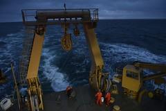 Coast Guard Cutter Healy 2017 Arctic patrol