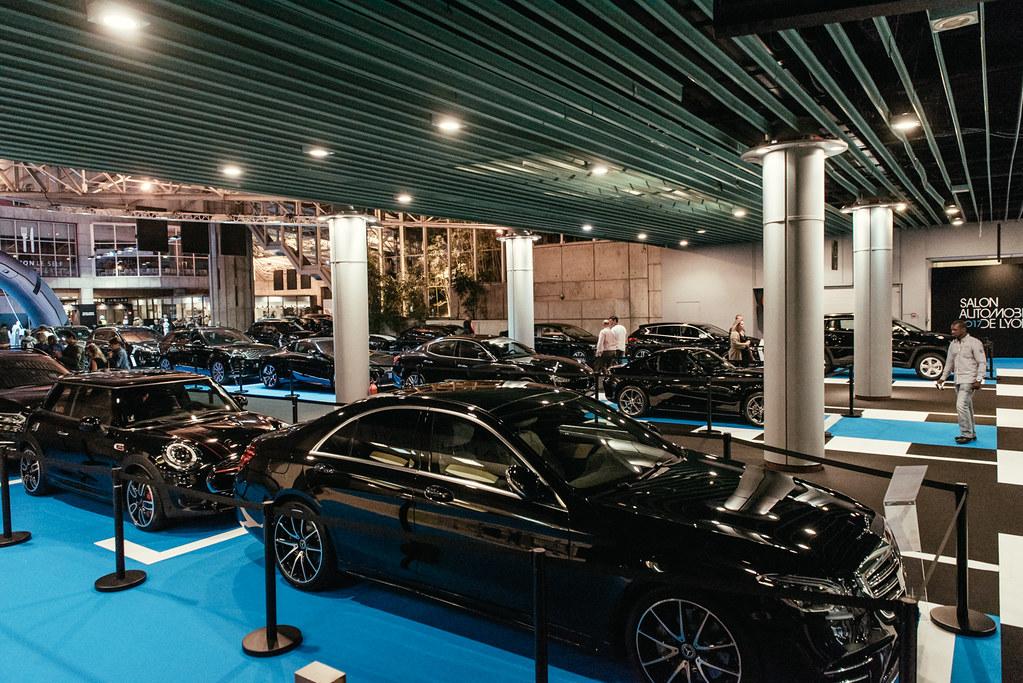 Soirée Entr'adhérents du MEDEF Lyon-Rhône- 27 septembre 2017 - Salon de l'automobile de Lyon
