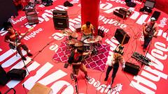 Blown Cover live at Arrowhead Stadium (HyVee Hot Zone) 2017