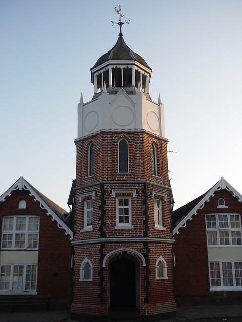 Tower, Burnham-on-Crouch