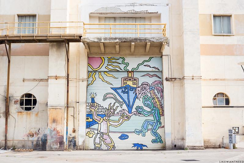 Graffiti, La Ciotat
