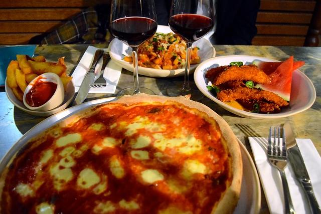 Dinner at Canova Hall, Brixton | www.rachelphipps.com @rachelphipps