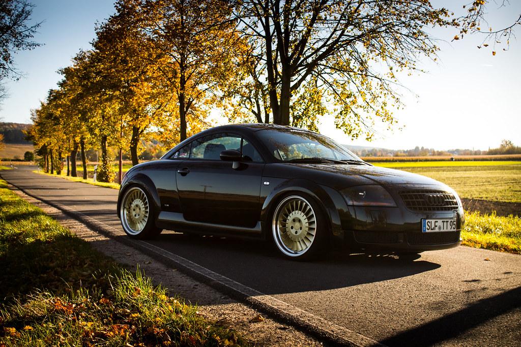 Audi TT 8n on Ispiri CSR1D