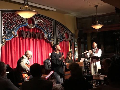 Vanessa Rubin / Don Braden Organ Quintet (10/5/17)