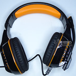 Auriculares KONOR Ultimate Gaming Headset 16