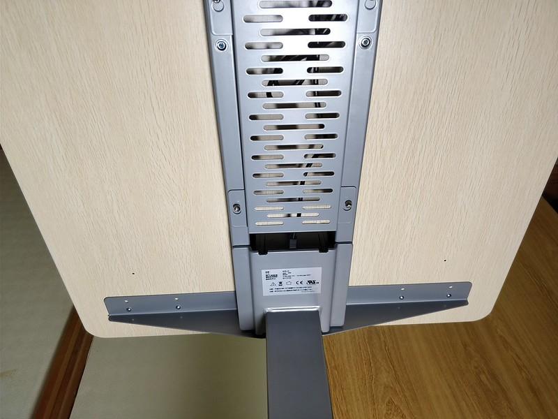 Loctek 電動式スタンディングデスク サイズ デスク部分 (7)
