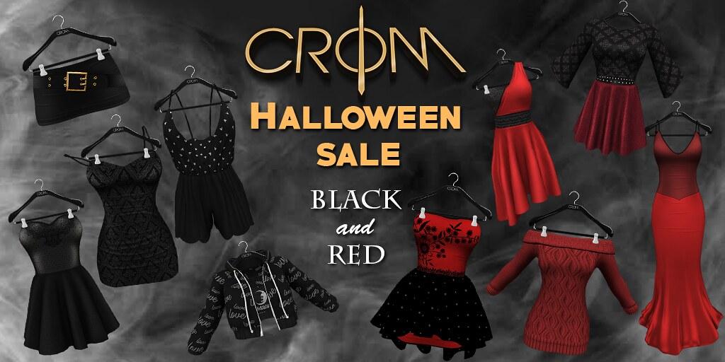 -CroM- Halloween SALE - TeleportHub.com Live!