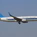 B-5156, Boeing 737-81Q China Southern Air @ Bangkok BKK VTBS