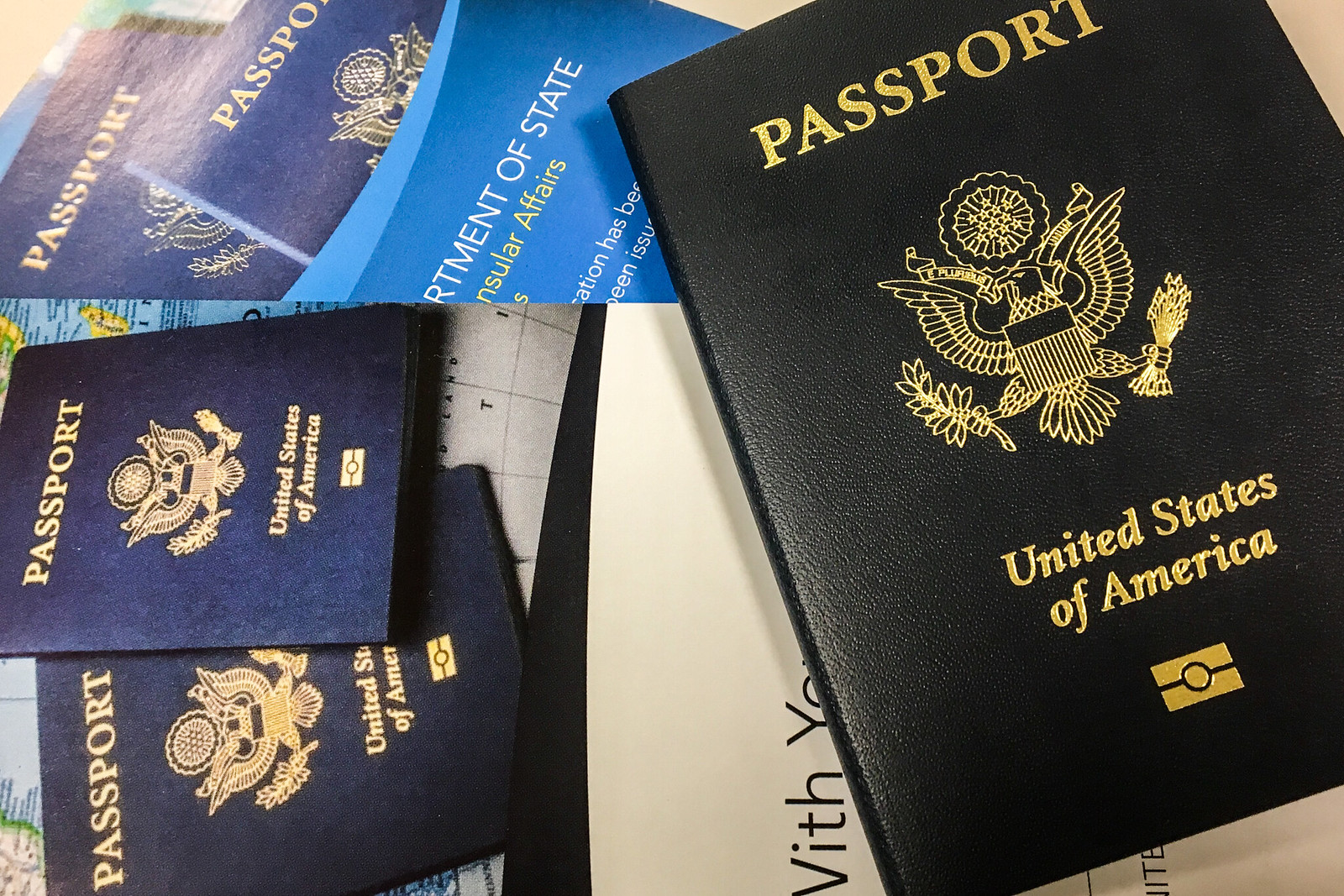 American Citizen Passport Execution Fee Increase Goes Into Effect April 2 |  U.S. Embassy in Guyana