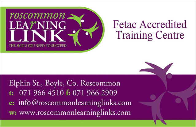 Roscommon Learning Link Logo