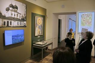 Выставка в ГОМЗ 470
