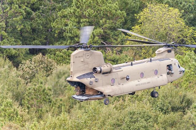 Ohio National Guard aviators help with hurricane relief
