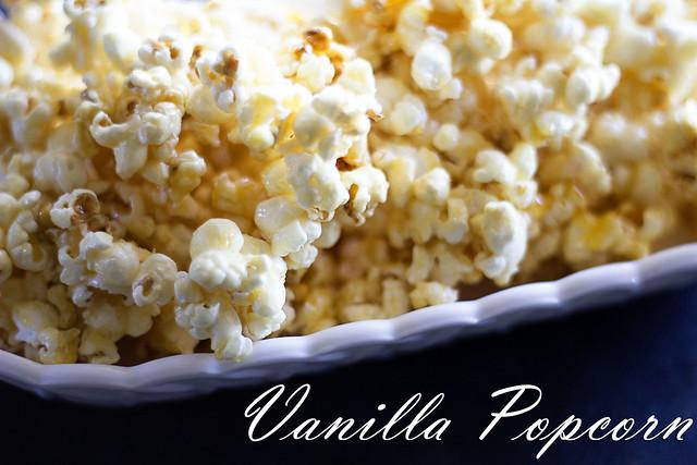 Vanilla Popcorn