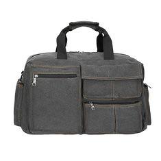 Big Capacity Canvas Travel Handbag Sport Crossbody Luggage Bag Shoulder Bag for Men (1182237) #Banggood