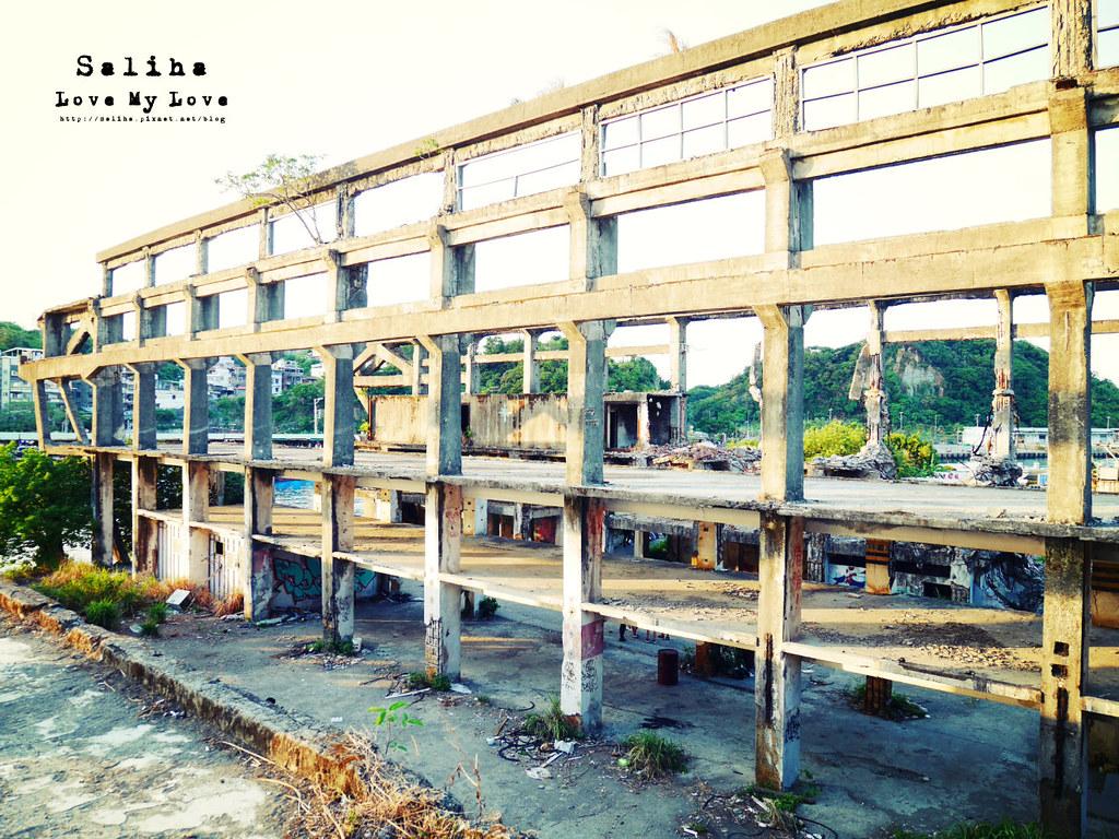 基隆一日遊景點推薦阿根納造船廠遺址 (16)