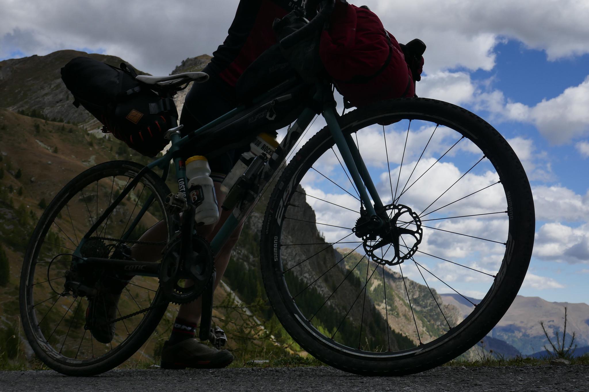 It wasn't all pedalling