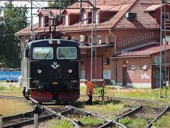 An SJ Rc6, Mora C., Sweden