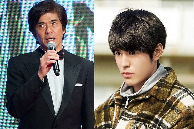 Kanichiro and Sato Koichi