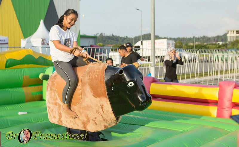 Slide The City Malaysia at Setia Alam Convention Centre