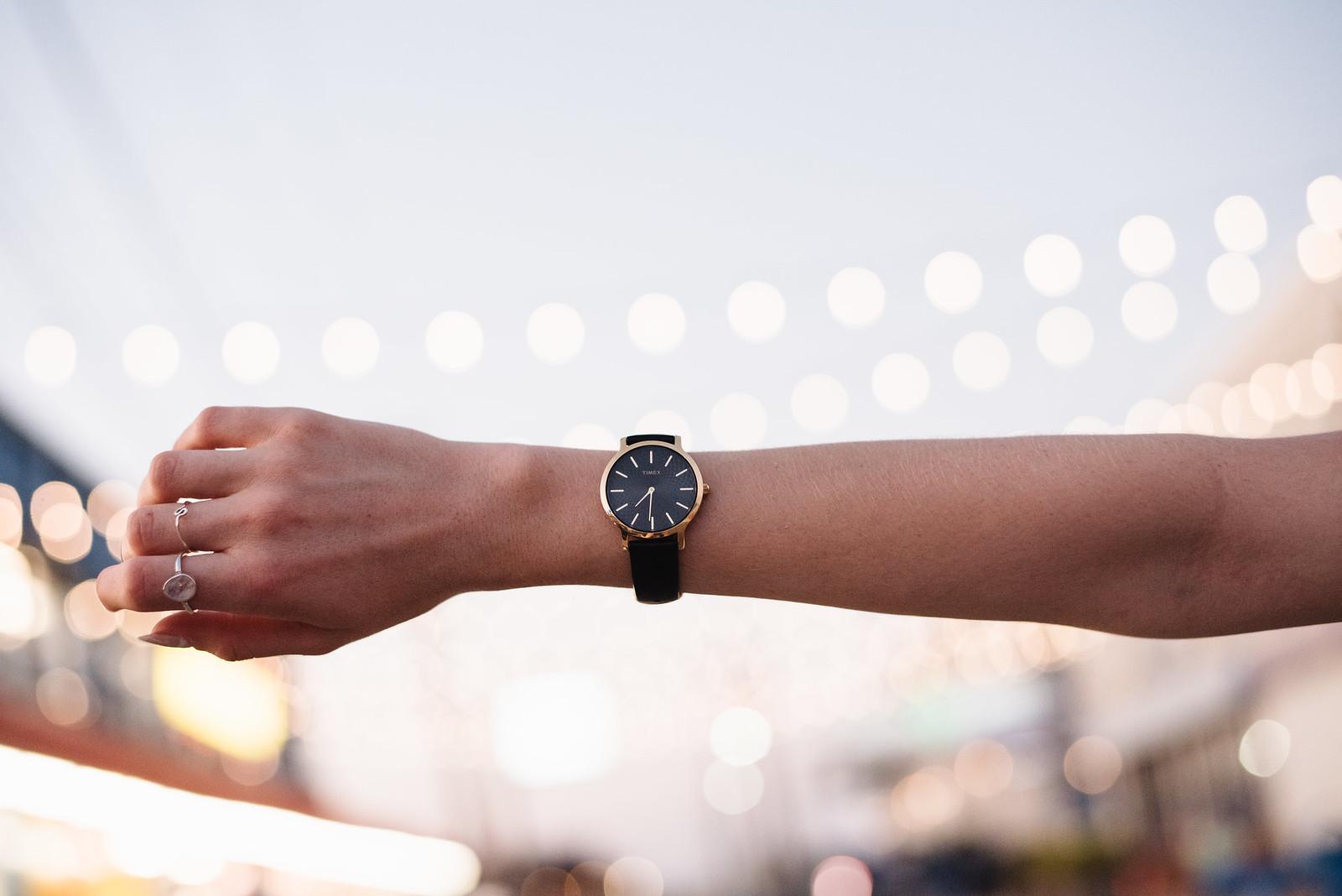 Timex Watch on juliettelaura.blogspot.com