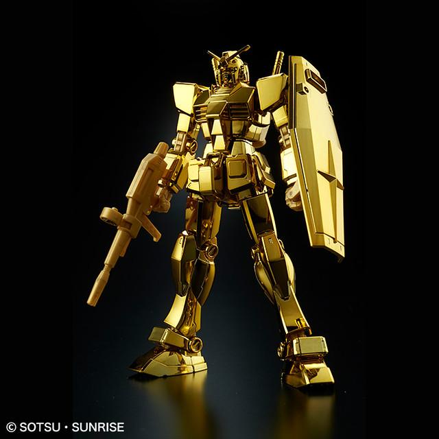 THE GUNDAM BASE TOKYO 會員限定特典「GB限定景品 RX-78-2初鋼」只送不賣?!1/144 ガンダムベース限定景品 RX-78-2 ガンダム
