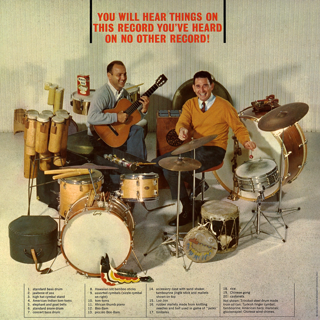 Shelly Manne & Jack Marshall - Sounds Unheard Of!