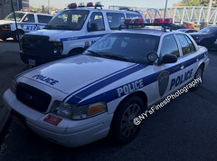 Port Authority of New York and New Jersey Police Department (PAPD) CVPI