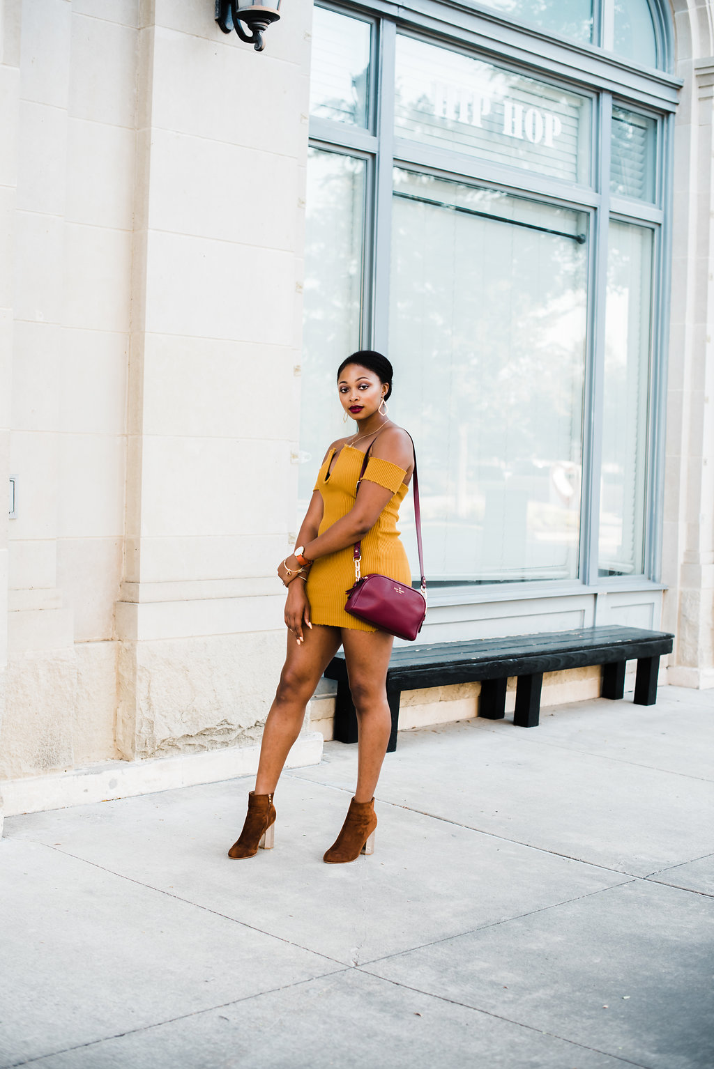 Dallas fashion blogger
