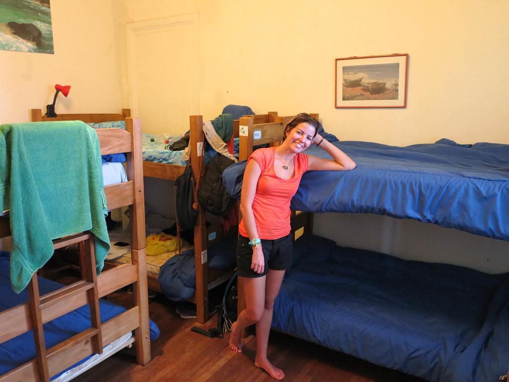 Hostel en Santiago de Chile
