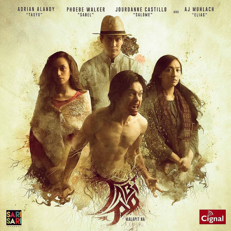A Beautiful Aswang TV Series: Tabi Po on Cignal TV