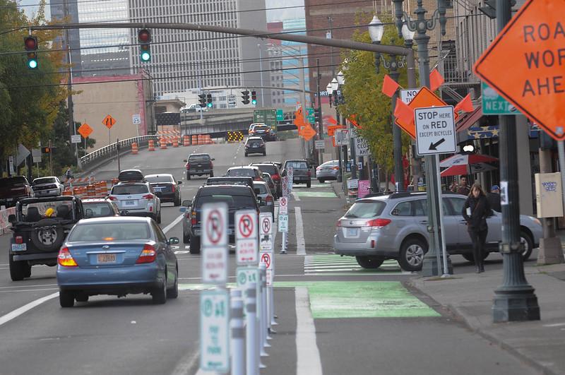 New bikeway on SE Morrison-63.jpg