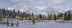 Mounts Rae & Arethusa from Pocaterra Cirque, Peter Lougheed Provincial Park, Alberta