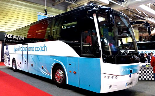'Coach & Bus UK17' 'arriva bus and coach' Temsa Safari HD 12RHD on 'Dennis Basford's railsroadsrunways.blogspot.co.uk'