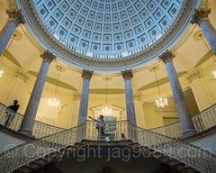 Rotunda, New York City Hall, Lower Manhattan, New York City