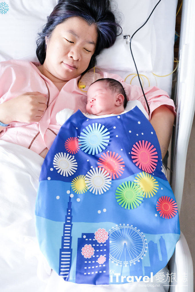 怀孕日志 禾馨剖腹产全纪录 42