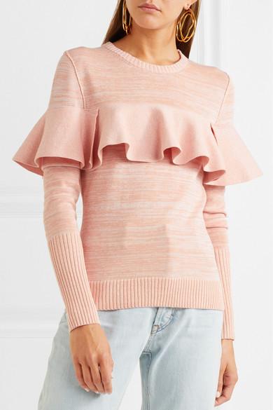 вязание свитер тренды осень 2017 трикотаж
