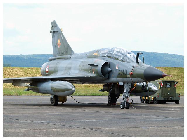 Mirage 2000 N - 371 - 125-BD - EC 2/4 La Fayette