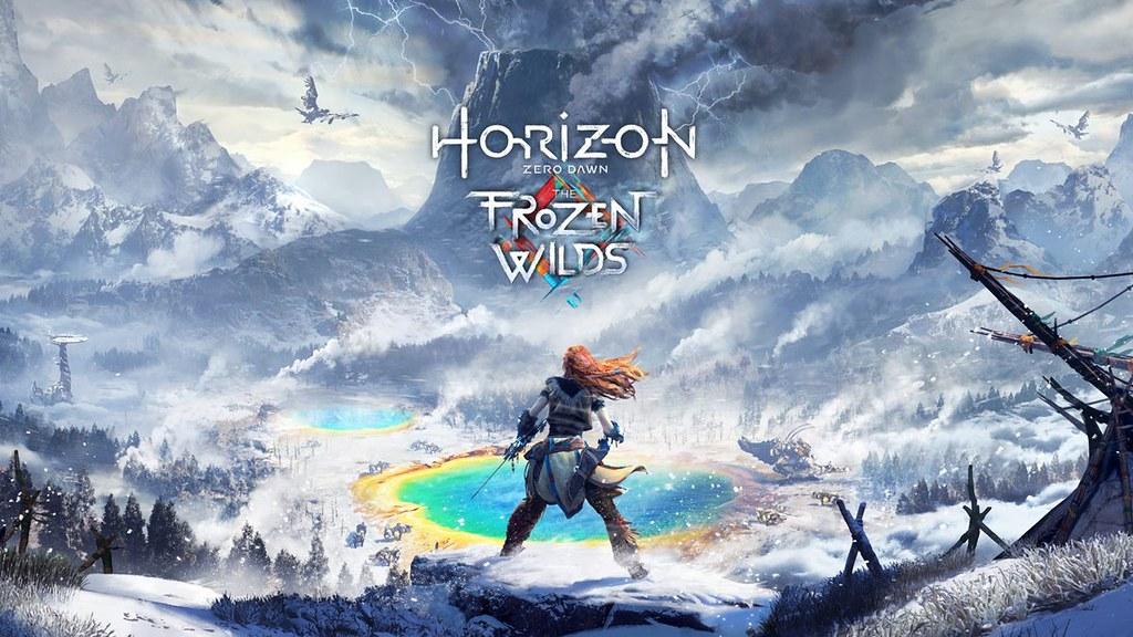 Upcoming PS4 Games #7 - Horizon Zero Dawn- The Frozen Wild