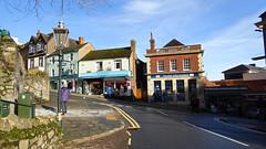 Gas street lamps in Great Malvern 04.02.2017 (6)
