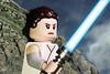Rey - The Last Jedi trailer