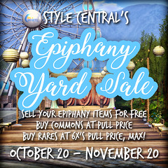 Epiphany Yard Sale at Style Central