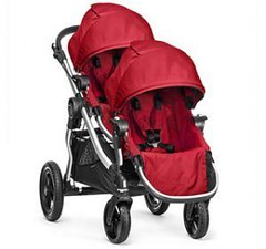 Best Double Strollers Reviews and Guide : Baby Jogger City Select Double Stroller with Second Seat