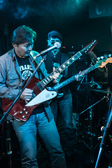 Rory Gallagher Tribute Festival in Japan - jam session at Crawdaddy Club, Tokyo, 21 Oct 2017 -00485